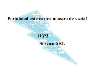 WPI SERVICII SRL